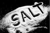 5. Shake Off the Salt