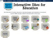 Digital interactives for all subjects