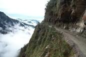 Los Yungas Road