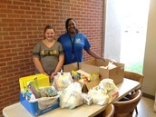 Donations for the Boys & Girls Club