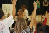 Assemblies & Fundraisers