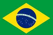 Destination 3: Brazil