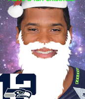 Second Russell Wilson