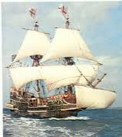 Pizarro's boat