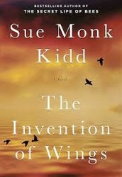 Spring Book Choice:  The Invention of Wings
