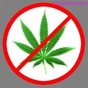 Marijuana can be addictive!
