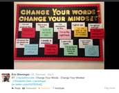 A way to increase a Growth Mindset