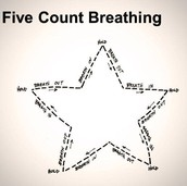 "Try Some ""5 Count Breathing"" Today..."