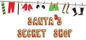 Santa Secret Shop Craft Show - December 4