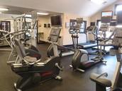 La Salle de Musculation