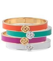 Lindsay clover lock bracelet $22.00