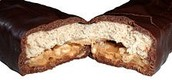 Hershey's S'mores inside