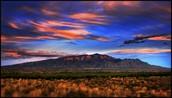 Las Nubes Rosadas y Azúles