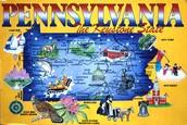 Social Studies - Pennsylvania