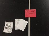 Parsons Pinterest Board