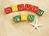 Summer Learning Opportunities