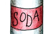 SIMILE-I felt the tension rising like fizz in a soda bottle.