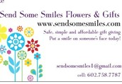 Send Some Smiles Flowers & Gifts
