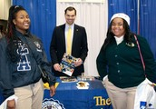 9th Graders Visit More Than 200 Colleges at Regional College Fair