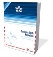 2016 57th Edition IATA Dangerous Goods Regulations