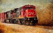 Developing locomotive