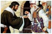 Traición de Judas.
