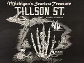 Terror on Tillson Street and Brown Iron's Brew House!