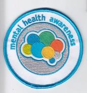 Mental Illness Awareness Patch