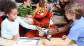 SESAME STREET WANTS KIDS TO LEARN STEM!