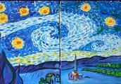 Date Night - Starry Night