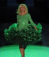 A Marvelous Green Dress