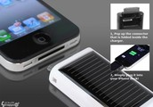 Solar Phone Charger - The latest Rage!