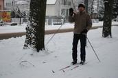 Lumi Pärnumaal & Lääne-Nigulas.