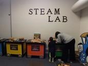 the steam lab
