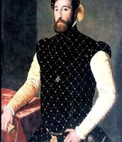 Portrait of Garcilaso de la Vega