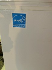 Energy Star Appliance!