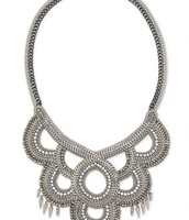 Talulah statement necklace- original price $138, sale price $70