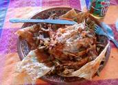 Mixiotes Aztec Food