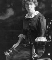 Margaret Woodrow Wilson (1886 - 1944)