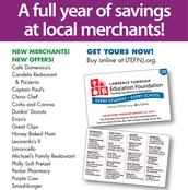 LTEF Coupon Cards