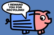 RECYCLE THE PIG!