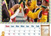 dias y horas en que se realizaran los festejos