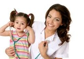 Job of a pediatrician