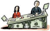 Las diferencias económicas y laborales