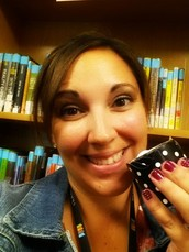 Jenn Brower, Library Media Specialist for Portage Middle School