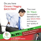 Homeopathy Back Pain Treatment