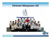 We are Vienam Manpower JSC
