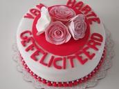 Van deze taart gaan jullie genieten!!