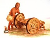We also invented the wheel!