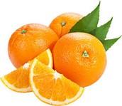 History of an orange